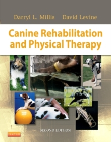 Canine Rehabilitation and Physical Therapy, Hardback Book