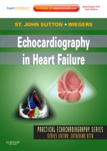 Echocardiography in Heart Failure : Expert Consult: Online and Print, Hardback Book