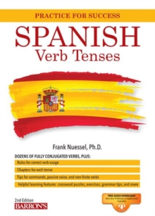 Spanish Verb Tenses, Paperback / softback Book