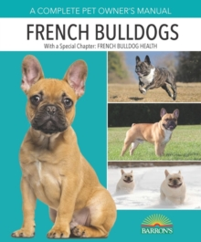 French Bulldogs, Paperback Book