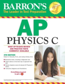 Barron's AP Physics C, Paperback / softback Book