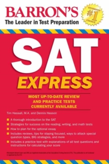 SAT Express, Paperback / softback Book