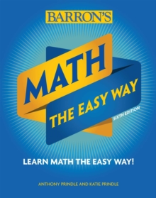 Math: The Easy Way, Paperback / softback Book