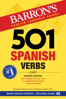501 Spanish Verbs, EPUB eBook