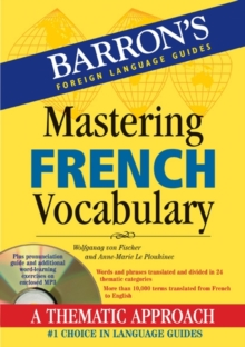 Mastering French Vocabulary with Audio MP3, Paperback / softback Book