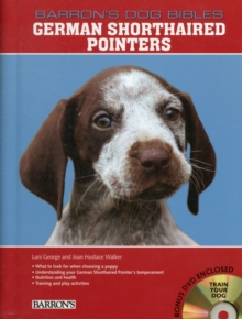 German Short Haired Pointers, Mixed media product Book