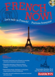 French Now! Level 1 with Audio Compact Discs, Paperback / softback Book
