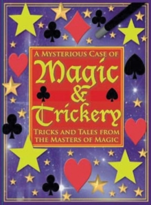 Mysterious Case of Magic & Trickery, Mixed media product Book