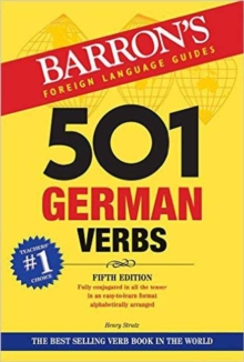 501 German Verbs, Paperback / softback Book