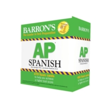 Barron's AP Spanish Flash Cards, Cards Book
