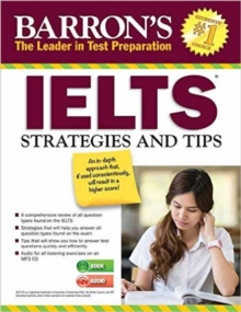 IELTS Strategies and Tips, Mixed media product Book