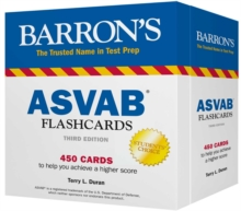 Barron's ASVAB Flashcards, Cards Book