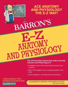 EZ Anatomy and Physiology, EPUB eBook