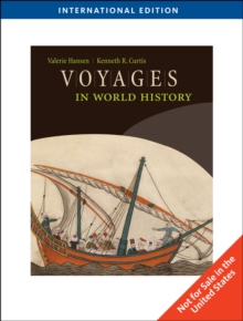 Voyages in World History, International Edition, Paperback / softback Book