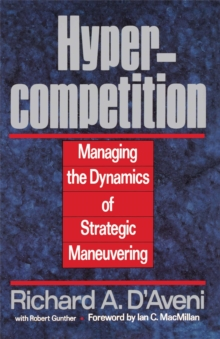 Hypercompetition, EPUB eBook