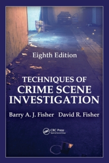 Techniques of Crime Scene Investigation, Hardback Book