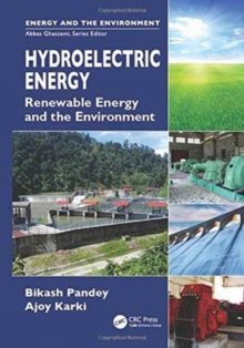 Hydroelectric Energy : Renewable Energy and the Environment, Hardback Book