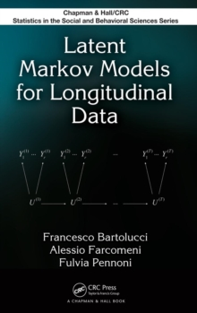 Latent Markov Models for Longitudinal Data, Hardback Book