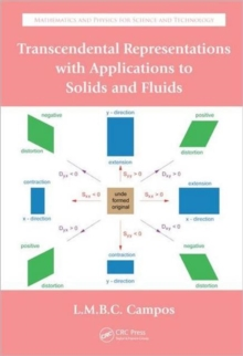 Transcendental Representations with Applications to Solids and Fluids, Hardback Book