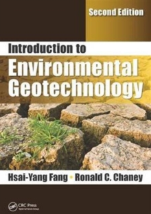 Introduction to Environmental Geotechnology, Hardback Book