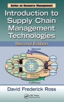 Introduction to Supply Chain Management Technologies, Hardback Book