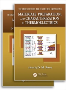 Thermoelectrics and its Energy Harvesting, 2-Volume Set, Hardback Book