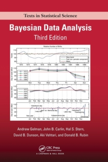 Bayesian Data Analysis, Hardback Book