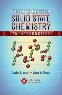 Solid State Chemistry : An Introduction, Paperback Book