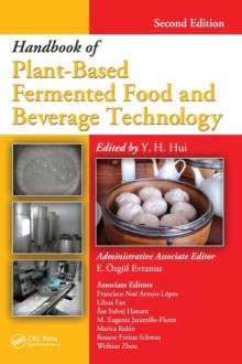 Handbook of Plant-Based Fermented Food and Beverage Technology, Second Edition, Hardback Book