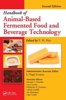 Handbook of Animal-Based Fermented Food and Beverage Technology, Second Edition, Hardback Book