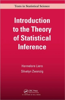 Introduction to the Theory of Statistical Inference, Paperback Book