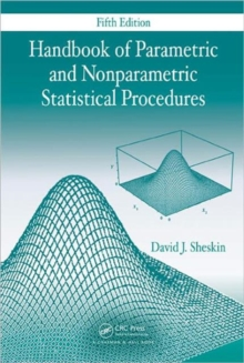 Handbook of Parametric and Nonparametric Statistical Procedures, Fifth Edition, Hardback Book
