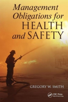 Management Obligations for Health and Safety, Paperback / softback Book