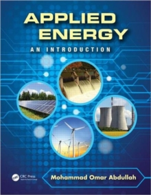 Applied Energy : An Introduction, Hardback Book