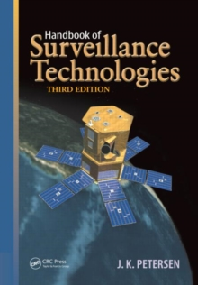 Handbook of Surveillance Technologies, Third Edition, Hardback Book