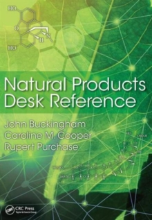Natural Products Desk Reference, Paperback Book
