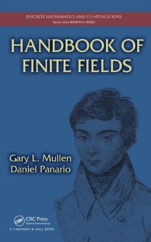 Handbook of Finite Fields, Hardback Book