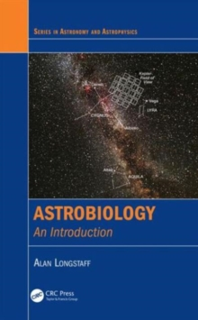 Astrobiology : An Introduction, Hardback Book