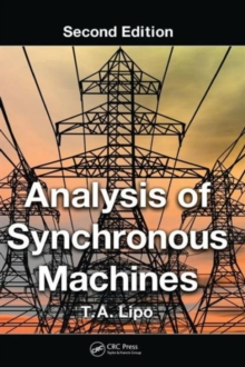 Analysis of Synchronous Machines, Second Edition, Hardback Book