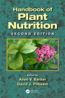 Handbook of Plant Nutrition, Hardback Book
