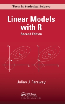 Linear Models with R, Second Edition, Hardback Book
