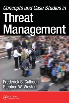 Concepts and Case Studies in Threat Management, Paperback / softback Book