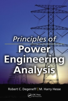 Principles of Power Engineering Analysis, Hardback Book