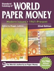 Standard Catalog of World Paper Money, Modern Issues, 1961-Present, Paperback Book