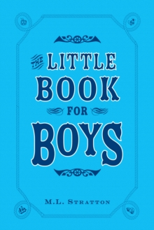 The Little Book for Boys, Hardback Book