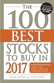 The 100 Best Stocks to Buy in 2017, Paperback / softback Book
