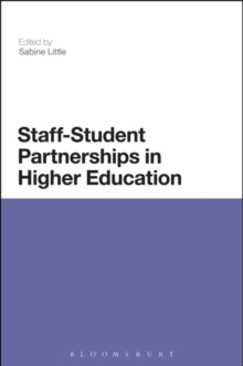 Staff-Student Partnerships in Higher Education, Paperback Book
