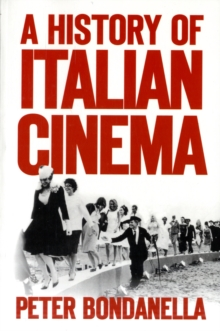 A History of Italian Cinema, Paperback Book