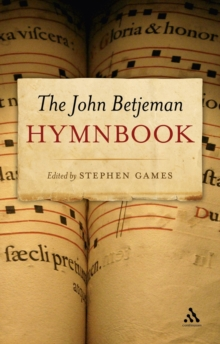 The John Betjeman Hymnbook, Paperback / softback Book