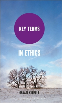 Key Terms in Ethics, Hardback Book